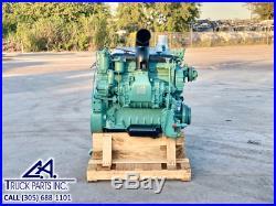 Detroit 4-71 Diesel Engine, 4.7L, 71 Series, Natural Aspiration, 160HP