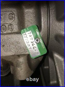 Detroit 60 Series 14 Liter OEM Turbo Assm 23524100 23536348 707866-1