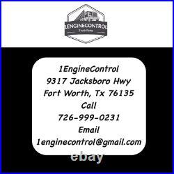 Detroit Diese ECM DDEC 5 Repair & Return P23535798 Ecm Repair P23530802