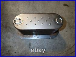 Detroit Diesel 18 Plate Oil Cooler Core 8547195 Series 50 60 6V92 6V71 8V71 8V92