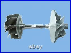 Detroit Diesel 60 Series 14.0 Freightliner 14L GTA4502V Turbo Comp Wheel & shaft