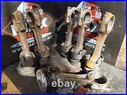 Detroit Diesel 60 Series 14. L Piston & Connecting Rod (set Of 6)