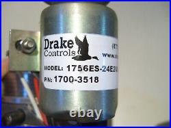 Detroit Diesel 60 series ESD Air shutdown valve, 4 inlet, 24 volt, 23561653