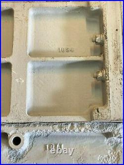 Detroit Diesel 671 71 Series Intercooler / Blower Assembly Housing 1634