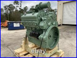 Detroit Diesel 8V71 Rebuilt Engine For Sale, V Series