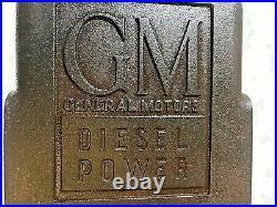 Detroit Diesel In Line 71 Series 3,4,6-71 Heat Exchanger tank part # 5167709