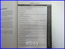 Detroit Diesel Model 6046 Series 71 Twin Cylinder Maintenance Manual GM OEM