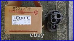 Detroit Diesel Oil Pump // Series 50/60 // Part# 23512618