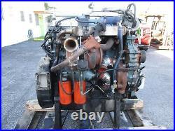 Detroit Diesel Series 50 (4 Cylinder) Engine with ECM R23529328 USED ++