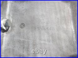 Detroit Diesel Series 50 Cast Aluminum Oil Pan #23511546 (23529250) USED