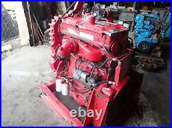 Detroit Diesel Series 50 Turbo Engine GOOD RUNNER INDUSTRIAL! 275 HP 1993