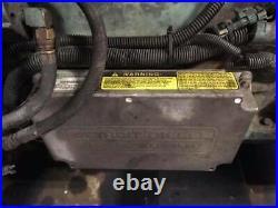 Detroit Diesel Series 60, 12.7L Industrial Diesel Engine