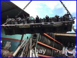 Detroit Diesel Series 60 14.0L DDEC VI Cylinder Head 23534748 WARRANTY