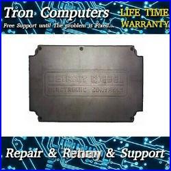 Detroit Diesel Series 60 DDEC ECM Ecu Computer III (3) P23513553 Repair & Retern