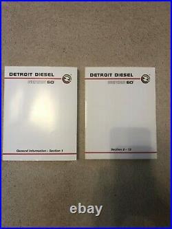 Detroit Diesel Series 60 Engines Service PARTS CATALOG