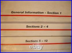 Detroit Diesel Series 60 Engines Service PARTS CATALOG Factory Manual List 3VOLS