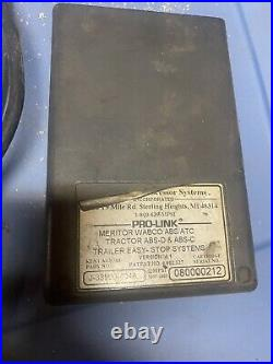 Detroit Diesel Series 60 Handheld Reader. MPSI Pro Link 9000 Several Cartridges