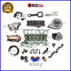 Detroit Diesel Series 60 Inframe Re-Ring Kit A-MCIFS60-4