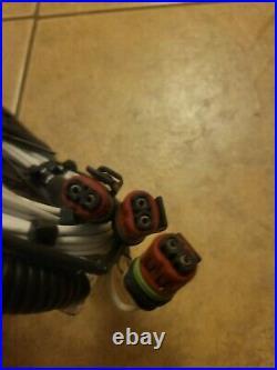 Detroit Diesel Series 60 OEM Injector Harness, P23536019