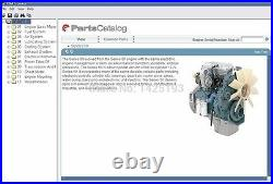 Detroit Diesel Series 60 Parts Manual Software All Models & Serials Up To 2011