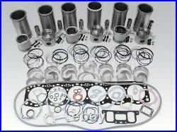 Detroit Diesel Series 60 Rebuild Overhaul Inframe Kit for 11.1, 12.7 Ltr Engines