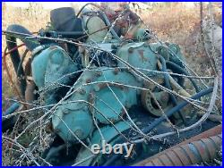 Detroit Diesel Series 6V72 Engine With Transmission NEW LOWER PRICE