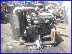 Detroit Series 50 8.5 Liter Turbo Diesel Engine INDUSTRIAL POWER UNIT! 350 HP