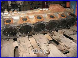 Detroit Series 60 12.7 Diesel Engine Head Peterbilt IH Frieghtliner 8929620