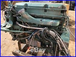 Detroit Series 60 12.7L DDEC-IV PRE-EGR DIESEL ENGINE BUS TRUCK MCI PREVOST