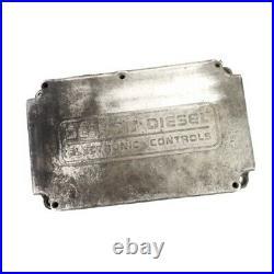 Detroit Series 60 DDEC Diesel Engine ECM
