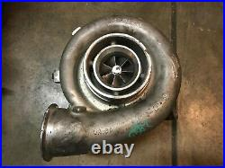 Detroit diesel series 60 14.0L EGR turbo GTA4502V p/n 23534361 OE 758204-5007s