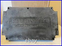 Detroit diesel series 60 DDEC IV Ecm