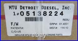 Flywheel 53 Series SAE #2 Detroit Diesel 5138224