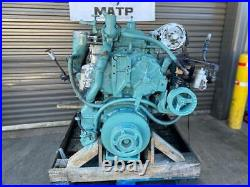 GM Detroit 6L-71N Diesel Engine 671 Model 1067-8517 6-Cyl Non-Turbo Runs Great