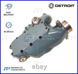 Genuine Detroit Diesel 23526054 Oil Cooler Housing Assembly Top 60 Series
