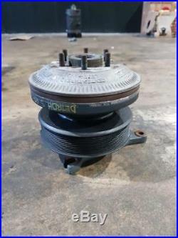 Horton Fan Clutch fits on Detroit Series 60 Diesel Engine, P/N 999049