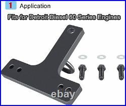 J-35641-A Cylinder Head Lift Bracket Tool Alt. Fits for Detroit Diesel 60 Series