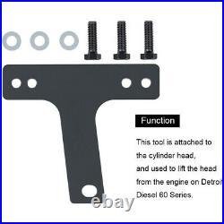 J-35641-A Cylinder Head Lift Bracket Tool for Detroit Diesel 60 Series Engine