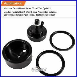 J-35686-B Front & Rear Seal Weare Sleeve Installer For Detroit Diesel Series 60