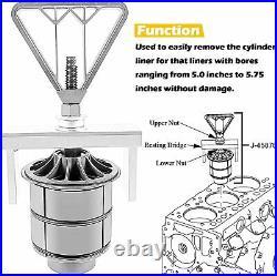 J-45876 5875 Cylinder Liner Remover for Detroit Diesel 60 Series 12.7L, 14L EGR