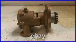 Jabsco Raw Water Pump Fits 71 Series Detroit Diesels