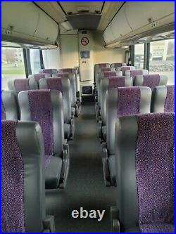 MCI Charter Bus 56 Passenger Detroit Diesel Series 60 with Allison B500R