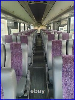 MCI Charter Bus 56 Passenger Detroit Diesel Series 60 with Allison B500R OBO
