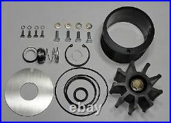 Minor Repair Kit For Jabsco Pump 17540-0001 17540-0201 Detroit Diesel Series 60