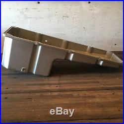 New DETROIT 60 Series 12.7 Aluminum Oil Pan withGasket & Bolts 23522282