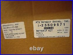 New Detroit Diesel 18SP308 Rocker Cover System Series 149 Engine Retrofit Kit