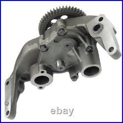 New Heavy Duty Oil Pump Fits Detroit Diesel 60 Series Egr 14.0l Engine 23527448