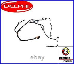 OEM Delphi Detroit Diesel Engine Wire Harness Series 60 Trucks 23524280
