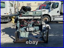 OEM REMAN 1999 Detroit Diesel Series 60 12.7 Engine. DDEC 4, S/N 06RE130407