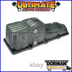 (Rear Sump) Oil Pan (Series 60 Detroit Turbo Diesel) for 93-15 Freightliner